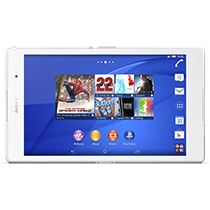 Scheda tecnica Sony Xperia Z3 Tablet Compact
