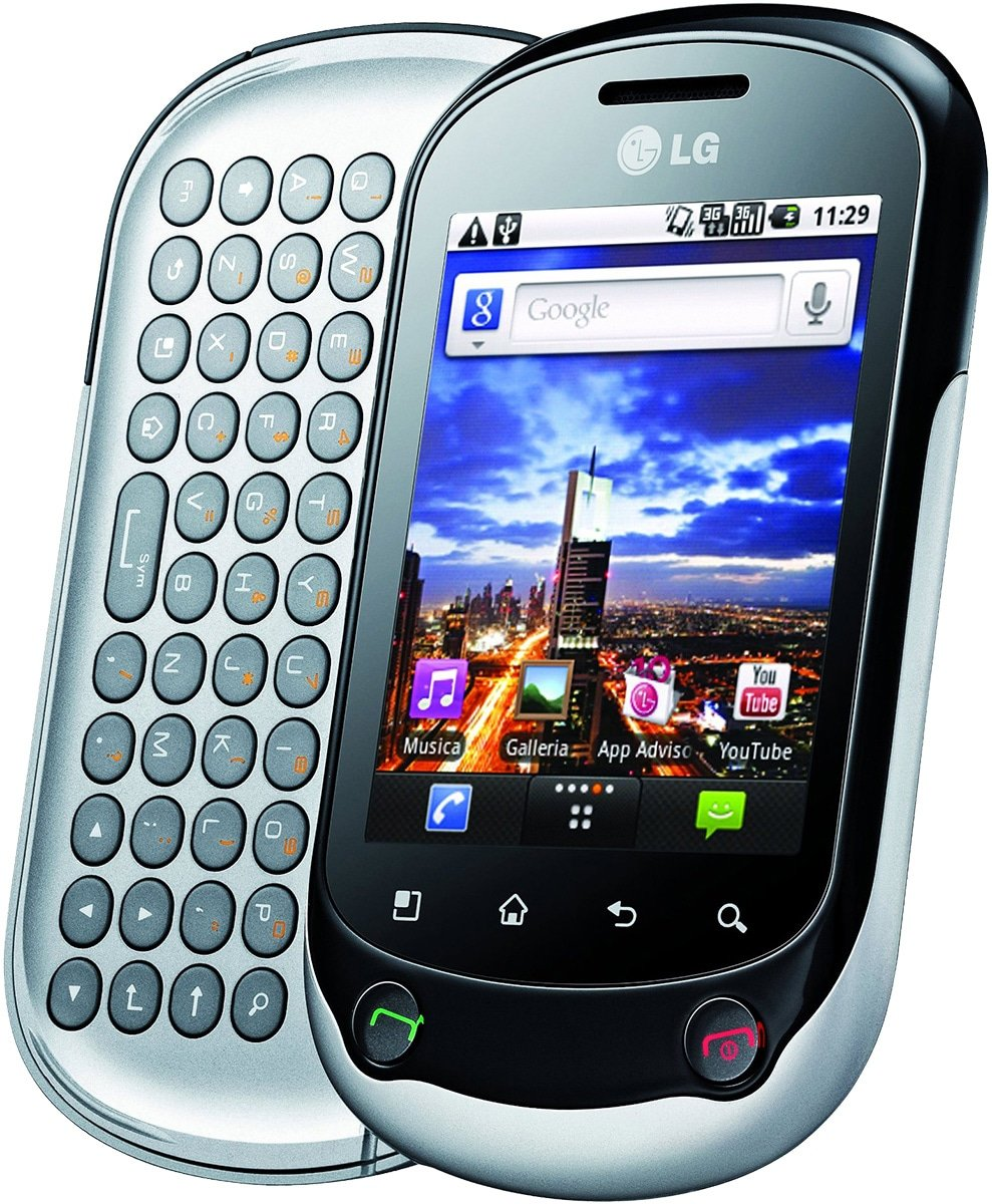 Immagine LG Optimus Chat