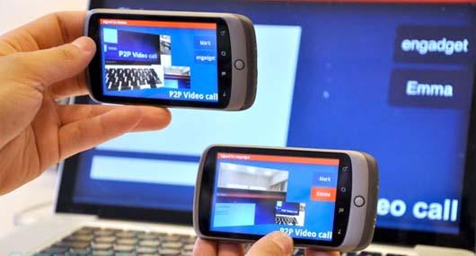 come fare una videochiamata tra iphone e samsung