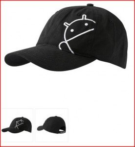 tuttoandroid contest - Android cap