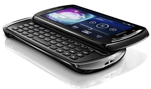 Xperia Pro di Sony Ericsson