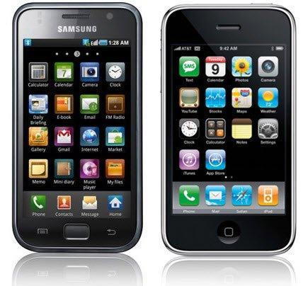 Samsung ad Apple: non stiamo copiando, stiamo competendo