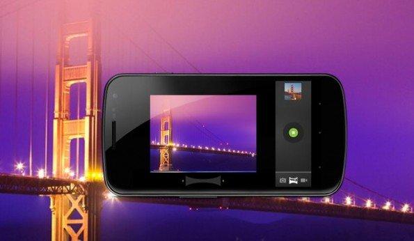 Galaxy Nexus: Scatta foto durante i video.