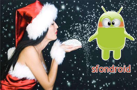 Sfondi Natalizi Tablet.Sfondroid I 10 Migliori Sfondi Natalizi Android Della Settimana