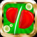 Salad Ninja Gold: affettare la verdura su Android!