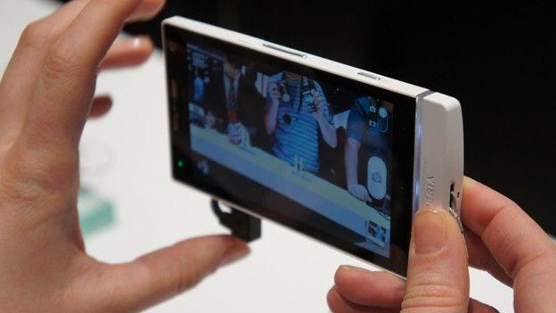 Video test a 1080p per Sony Xperia S