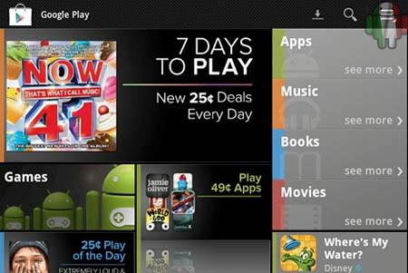 app infette play store