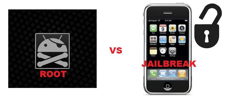 Differenza Tra Root Su Android E Jailbreak Su Ios