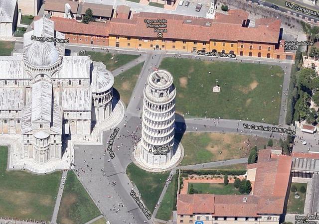 Google Ecco Le Nuove Immagini Aeree E Satellitari In Alta