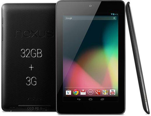 Nexus 7 32Gb 3G Инструкция