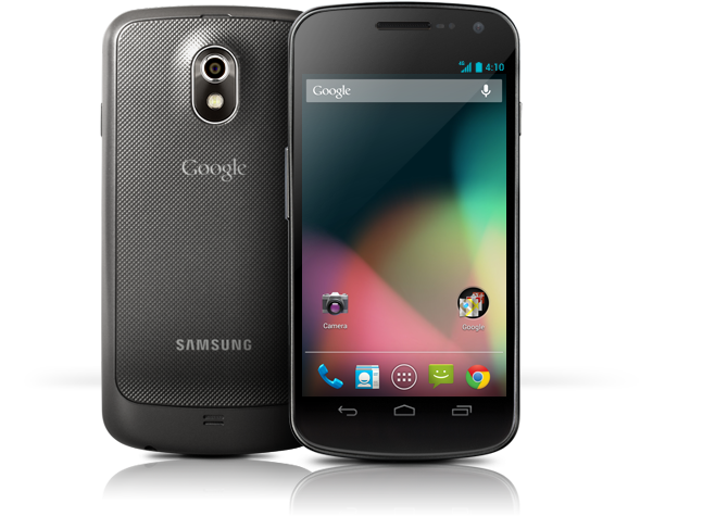 Con Android 4.2 l'autonomia del Galaxy Nexus migliora