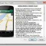 Google Nexus 4 Toolkit v1.0 disponibile (download)