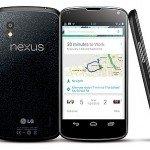 Nexus 4: 16 GB di memoria interna massimi più 50 GB offerti gratuitamente da Box