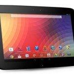 Nexus 10 è di nuovo disponibile nel Play Store