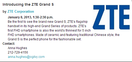 ZTE-Grand-S-CES-announcement