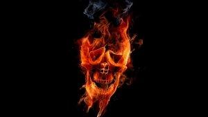 Fire-Skull-The-Fire-Of-Artistic-Creativity-Design-