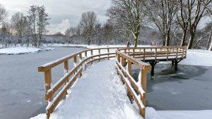 Snow-city-park
