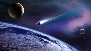 4_Cosmic_Space_CG_illustrator-meteorite_crashed_into_the_Earth_picture_1920x1080