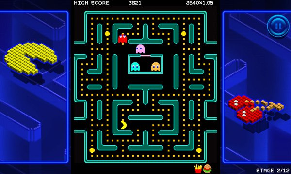 PAC-MAN +Tournaments (2)