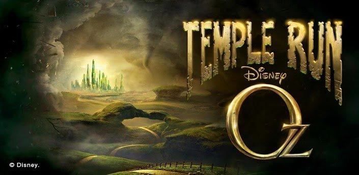 Temple Run-Oz