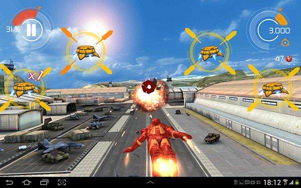 Iron Man 3 Android (3)