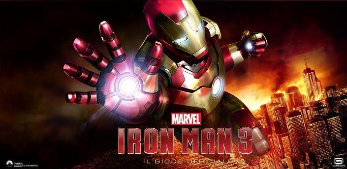 Iron Man 3 Il gioco ufficiale
