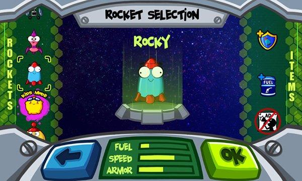 Spazio Rockets (3)