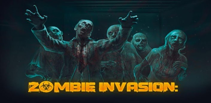 Zombie Invasion T-Virus