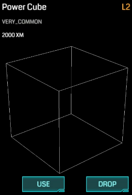 power cubes
