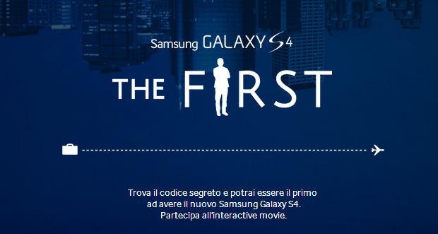 samsung the first