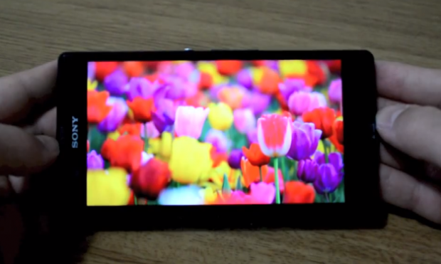 xperia-z-display