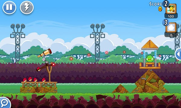 Angry Birds Friends-android (1)