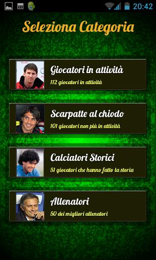 KickOff Calcio Quiz
