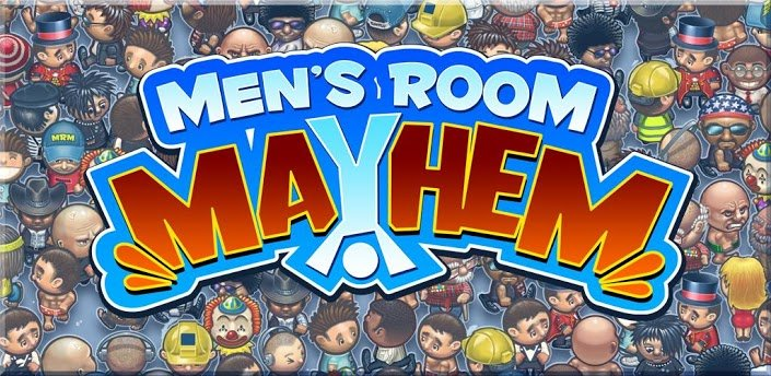 Men's Room Mayhem-cover