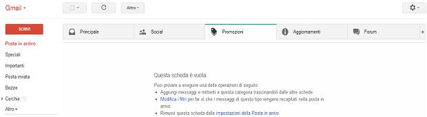 Nuovo Gmail Web