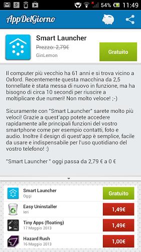 Smart Launcher Gratis