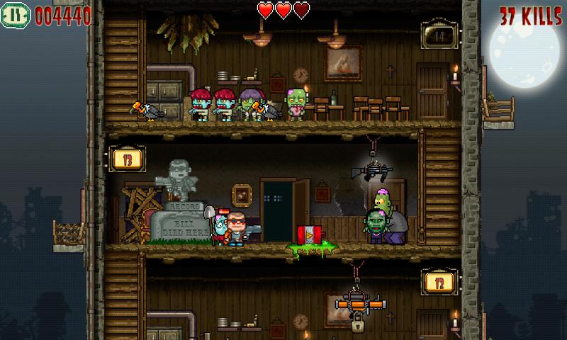 Crazy Bill Zombie stars hotel (1)