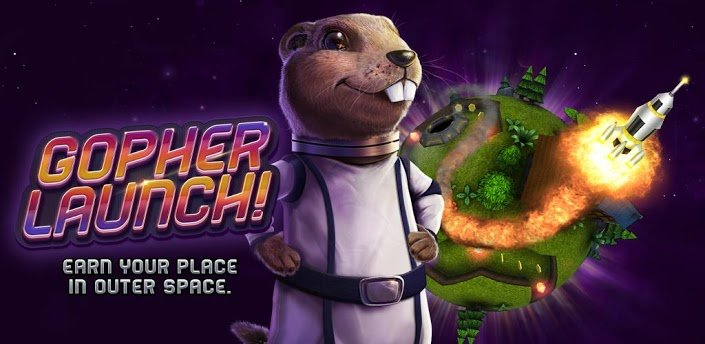 Gopher Launch-cover