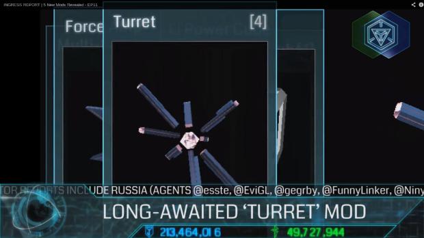 Ingress-Mod-Turret