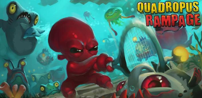 Quadropus Rampage-cover