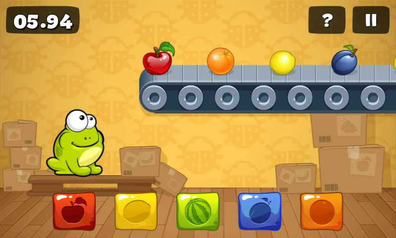 Tap the Frog (2)