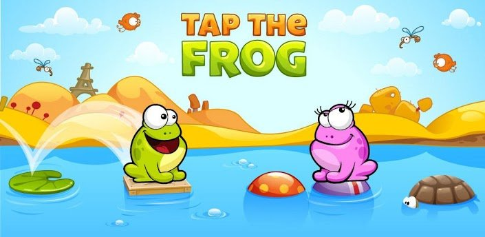 Tap the Frog-cover