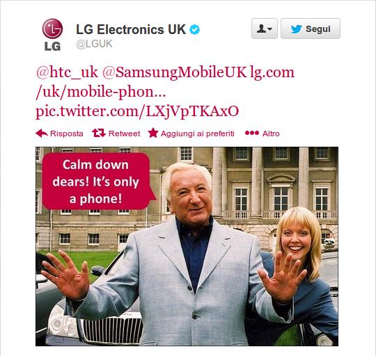 Twitter-HTC-Samsung-LG
