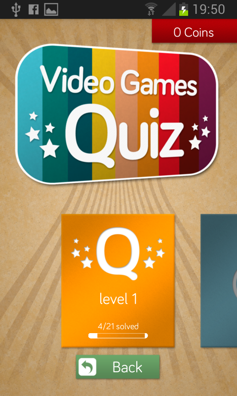 Video Games Quiz