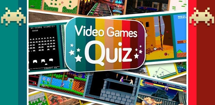 Video Games Quiz-cover