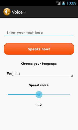 Voice+