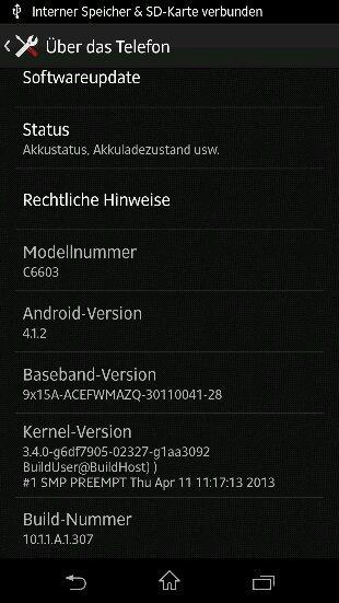 Xperia Z 10.1.1.A.1.307