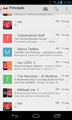 gmail android 4.2
