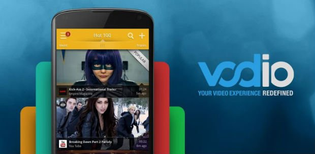 vodio ios android play store apk installazione download