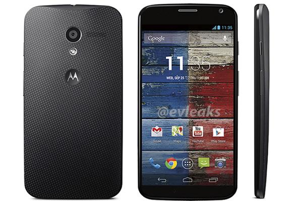 Motorola Moto X Nero